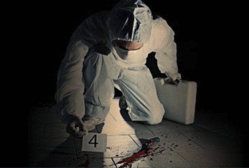 Tatortreinigung - Tatortreiniger